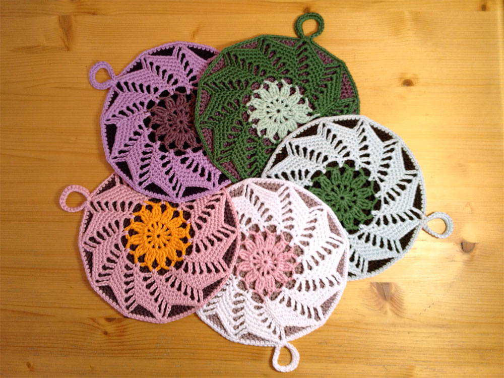 potholder swap 2012